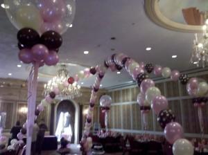 Pink Polka Dot Birthday Celebration